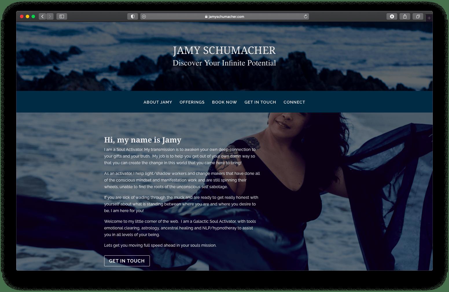 Jamy Schumacher